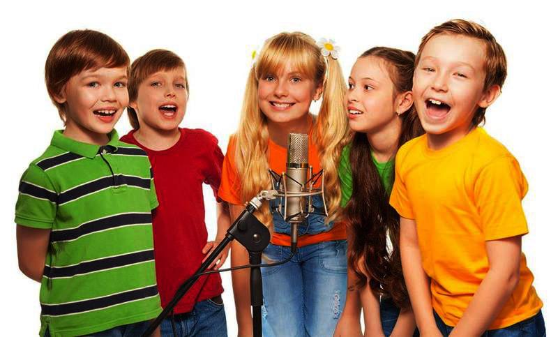 вокал для детей в марьино детский центр наши дети