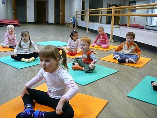 детский фитнес в марьино