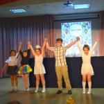 отчетный концерт наши дети в марьино