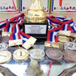 первый шахматный турнир на кубок детского центра наши дети в марьино