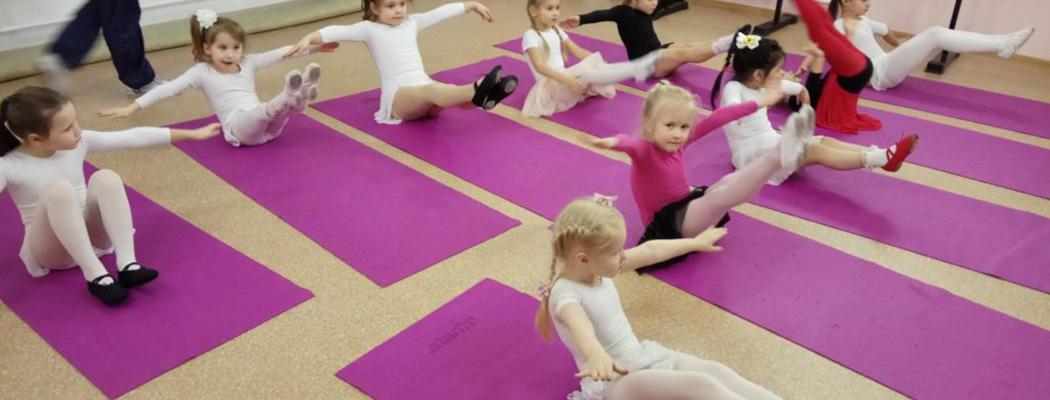 Приглашаем детей от 5 лет на бальные танцы!
