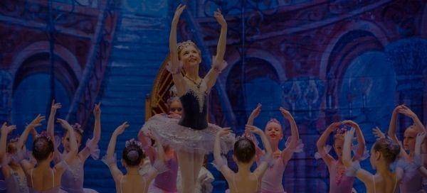 балет для детей в марьино