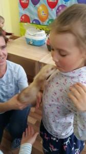 встреча с животными в детском центре наши дети в Марьино (104)
