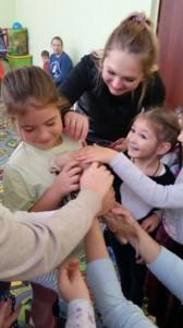 встреча с животными в детском центре наши дети в Марьино (108)