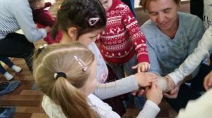 встреча с животными в детском центре наши дети в Марьино (109)
