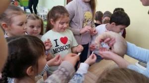 встреча с животными в детском центре наши дети в Марьино (113)