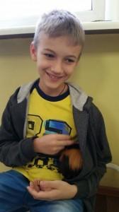 встреча с животными в детском центре наши дети в Марьино (121)