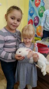 встреча с животными в детском центре наши дети в Марьино (123)