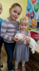 встреча с животными в детском центре наши дети в Марьино (126)