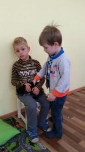 встреча с животными в детском центре наши дети в Марьино (128)