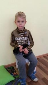 встреча с животными в детском центре наши дети в Марьино (129)