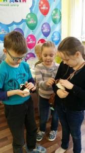встреча с животными в детском центре наши дети в Марьино (132)