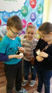 встреча с животными в детском центре наши дети в Марьино (133)