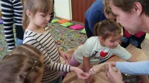 встреча с животными в детском центре наши дети в Марьино (135)
