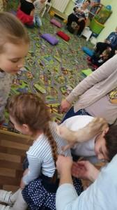 встреча с животными в детском центре наши дети в Марьино (139)