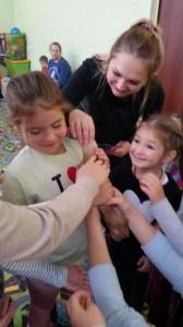встреча с животными в детском центре наши дети в Марьино (144)