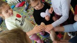 встреча с животными в детском центре наши дети в Марьино (146)