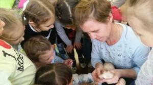 встреча с животными в детском центре наши дети в Марьино (148)