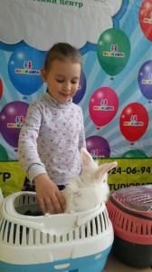 встреча с животными в детском центре наши дети в Марьино (15)