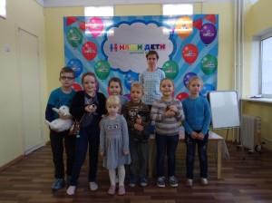 встреча с животными в детском центре наши дети в Марьино (18)