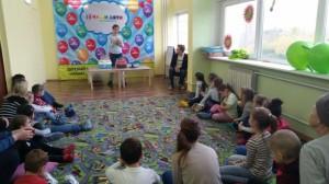 встреча с животными в детском центре наши дети в Марьино (3)