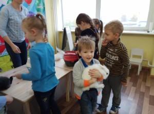 встреча с животными в детском центре наши дети в Марьино (32)