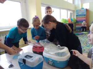 встреча с животными в детском центре наши дети в Марьино (47)