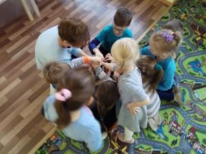 встреча с животными в детском центре наши дети в Марьино (50)