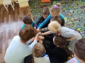 встреча с животными в детском центре наши дети в Марьино (51)