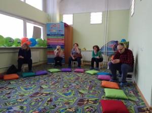 встреча с животными в детском центре наши дети в Марьино (54)