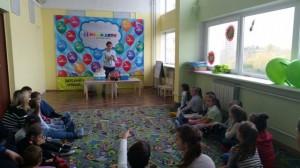 встреча с животными в детском центре наши дети в Марьино (6)