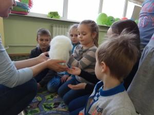 встреча с животными в детском центре наши дети в Марьино (62)