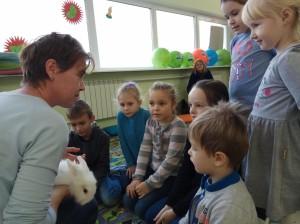 встреча с животными в детском центре наши дети в Марьино (63)
