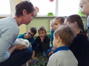 встреча с животными в детском центре наши дети в Марьино (64)