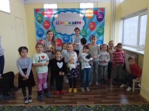 встреча с животными в детском центре наши дети в Марьино (68)