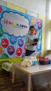 встреча с животными в детском центре наши дети в Марьино (7)