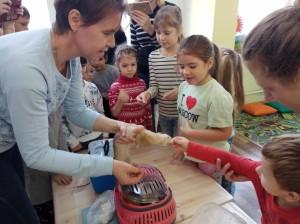 встреча с животными в детском центре наши дети в Марьино (79)