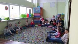 встреча с животными в детском центре наши дети в Марьино (8)