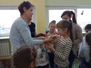 встреча с животными в детском центре наши дети в Марьино (85)