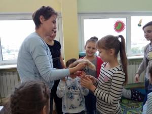 встреча с животными в детском центре наши дети в Марьино (86)