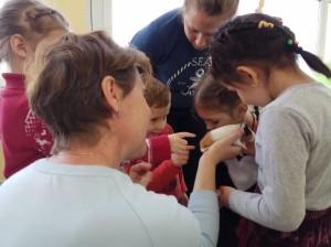 встреча с животными в детском центре наши дети в Марьино (87)