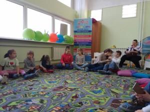 встреча с животными в детском центре наши дети в Марьино (89)