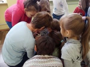 встреча с животными в детском центре наши дети в Марьино (91)