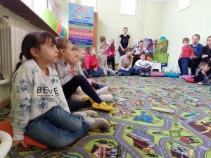 встреча с животными в детском центре наши дети в Марьино (94)