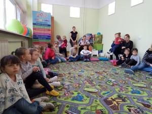 встреча с животными в детском центре наши дети в Марьино (95)