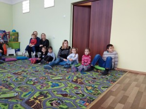 встреча с животными в детском центре наши дети в Марьино (96)