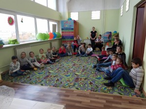 встреча с животными в детском центре наши дети в Марьино (98)