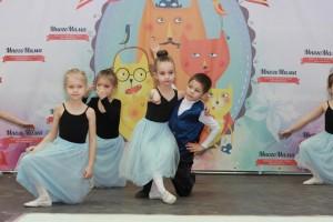 Многомама хореографический ансамбль Наши дети Марьино (17)