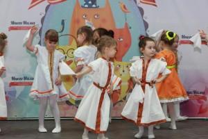 Многомама хореографический ансамбль Наши дети Марьино (35)