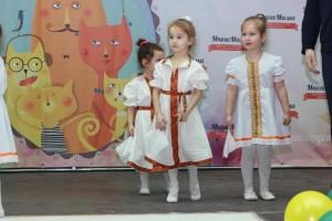 Многомама хореографический ансамбль Наши дети Марьино (57)